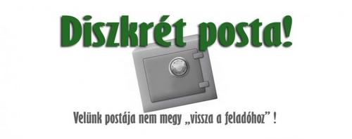 Diszkrét posta